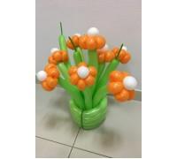 Оранжевый букет