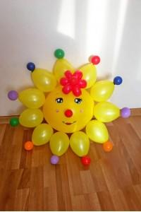 Веселое солнце