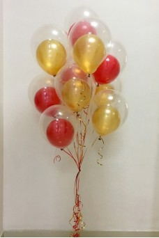 Красный шар в шаре