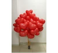 """Облако из шаров """"Моя любовь"""""""